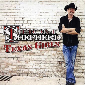 Thom Shepherd - Texas Girls [CD] USA import