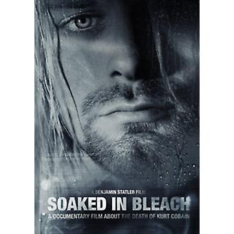 Soaked in Bleach [DVD] USA import