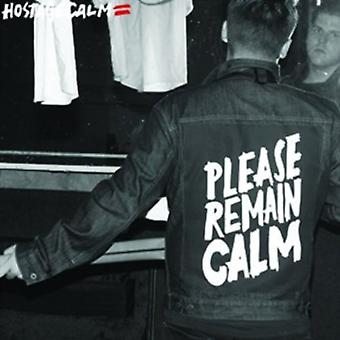 Hostage Calm - Please Remain Calm [CD] USA import