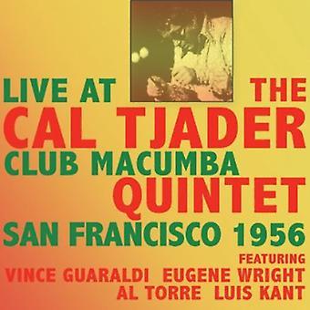 Cal Tjader - Live à l'importation de USA Clubmacumba San Francisco 1956 [CD]