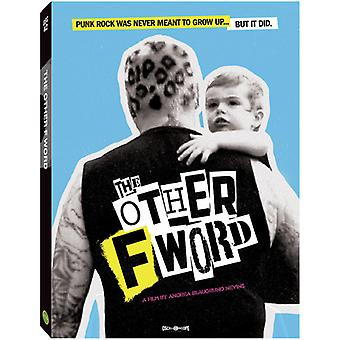Other F Word [DVD] USA import