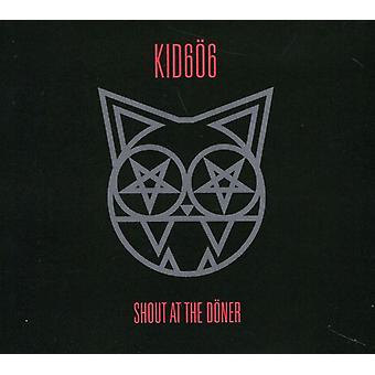 Kid 606 - Shout at the Doner [CD] USA import