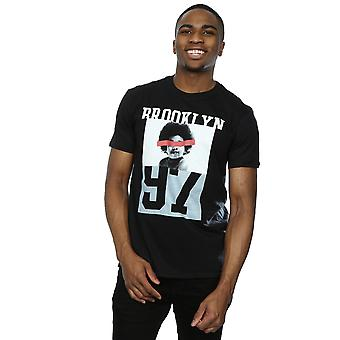 Notorious BIG Men's Split Brooklyn 97 T-Shirt