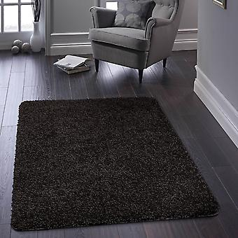 Buddy Washable Rugs In Black