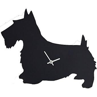 De Labrador bedrijf Waggy staart klok - Scottie