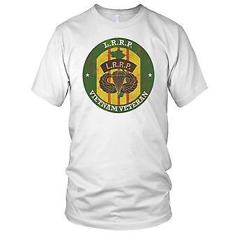 LRRP Vietnam Veteran Grunge Kids T skjorte