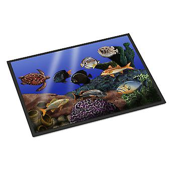 Carolines Treasures  PTW2028JMAT Undersea Fantasy 1 Indoor or Outdoor Mat 24x36
