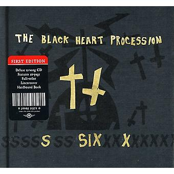 Black Heart Procession - Six [CD] USA import