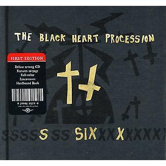 Black Heart Procession - Six importation USA [CD]