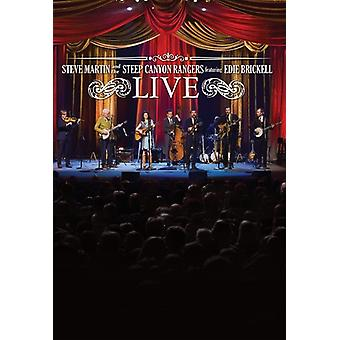 Steve Martin and the [DVD] USA import