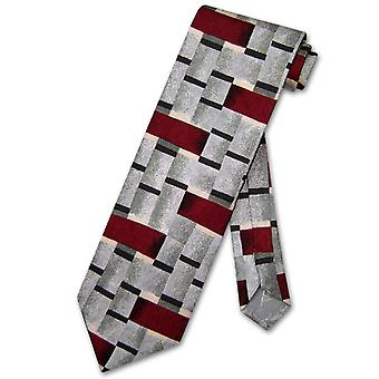 Antonio Ricci SILK NeckTie Made in ITALY Geometric Design Men's Neck Tie #3121-6