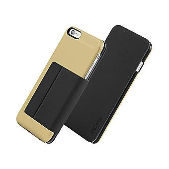 Incipio Highland Case for Apple iPhone 6 Plus / iPhone 6S Plus - Gold/Black