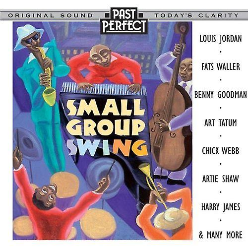 Small Group Swing: Jazz Bands From the 20s, 30s & 40s Audio CD