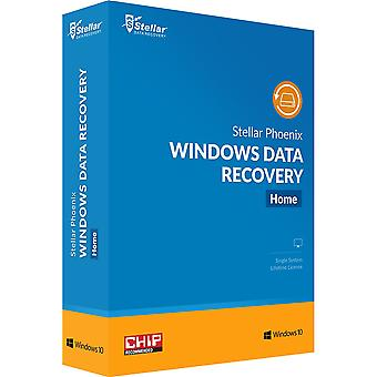 Stellar Phoenix Windows Data Recovery HOME