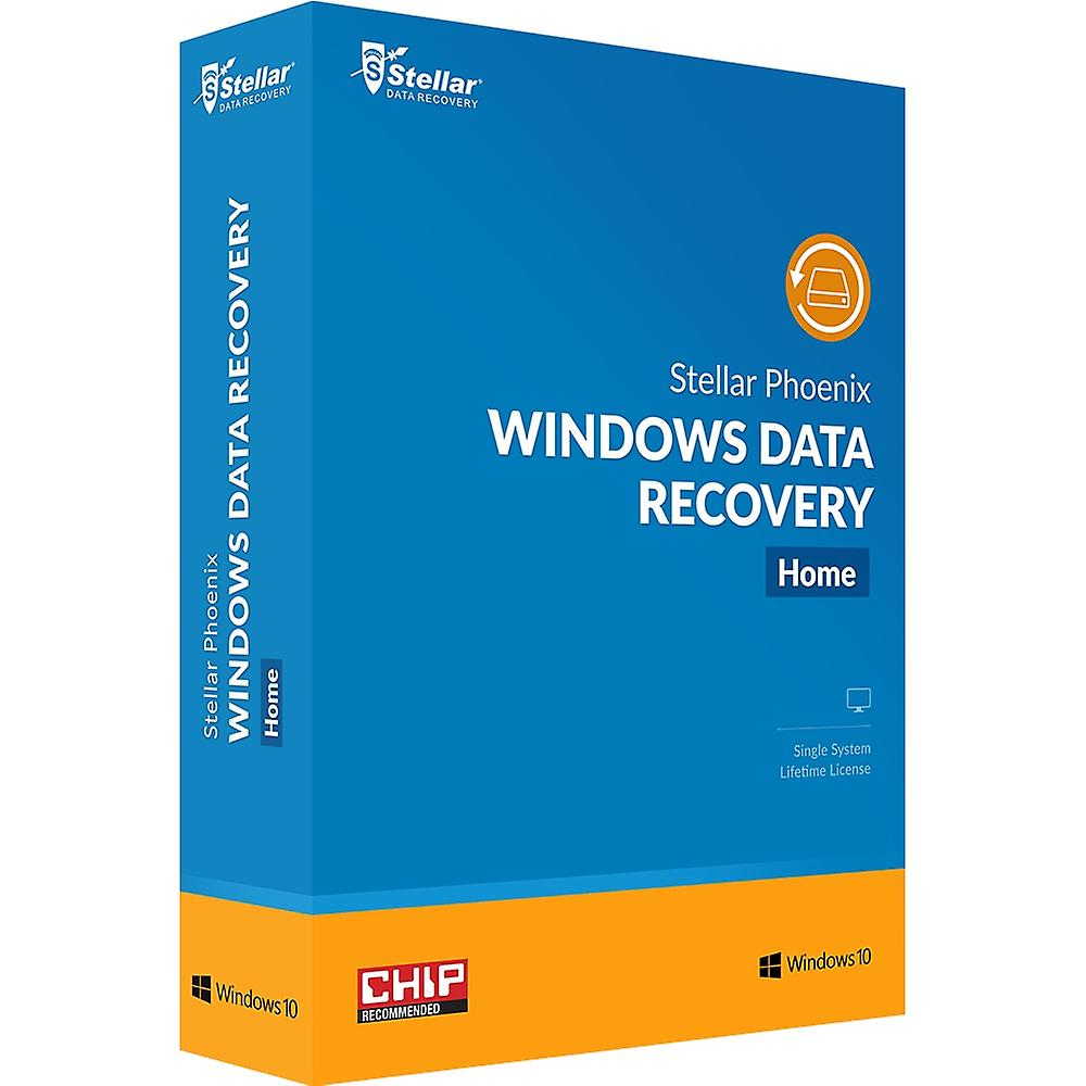 Stellar Phoenix Windows Data Recovery casa