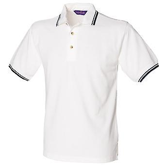 Henbury getipt Polo Shirts