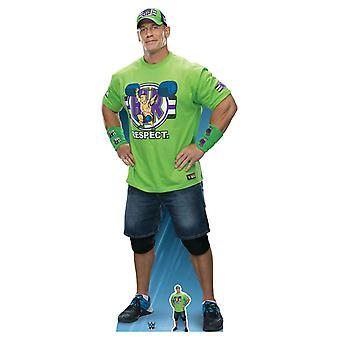 John Cena Hands on Hips WWE Lifesize Cardboard Cutout / Standee / Standup