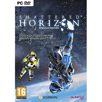 Shattered Horizon Premium Edition (PC DVD) - Factory Sealed