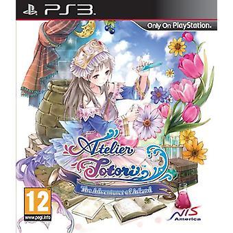 Atelier Totori eventyrer af arland (PS3)-nyt
