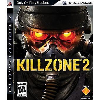 Killzone 2 PS3 [import Germany]-fabriek verzegeld