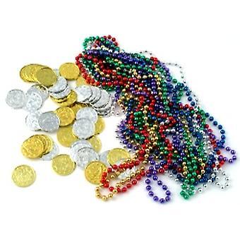 Treasure Loot aus Kunststoff (1 Beutel)