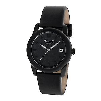 Kenneth Cole Nowy Jork kobiety nadgarstka zegarek analogowy skórzana 10029586 / KC2741