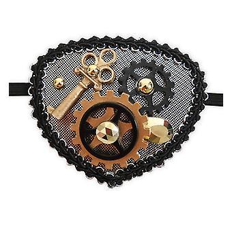 Eyepatch steampunk tilbehør