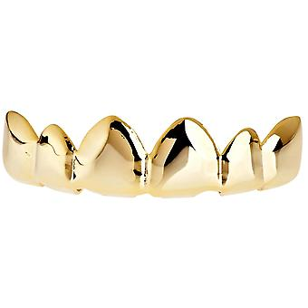 One size fits all bling Grillz - RELAX TOP - gold