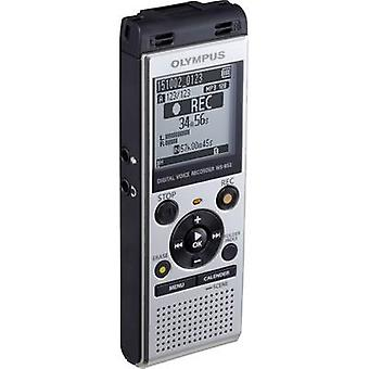 Olympus WS-852 Digital dictaphone Max. recording time 1040 h Silver