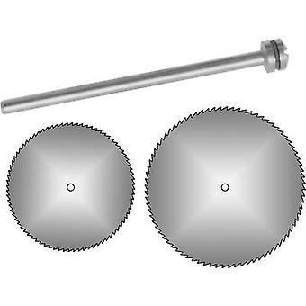 Donau Elektronik 1640 Circular saw blade set 19 mm 1 Set