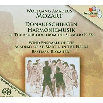 W.a. Mozart - Mozart: Donaueschingen Harmoniemusik [SACD] USA import