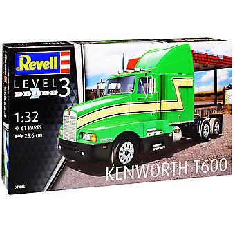 Revell 07446 Kenworth T600 malli pakki - mittakaavassa 1:32