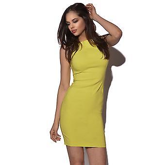 Vesper Lia Kontrast Kleid
