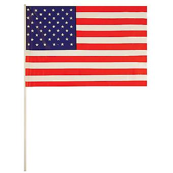 Bnov Usa Hand Waving Flag