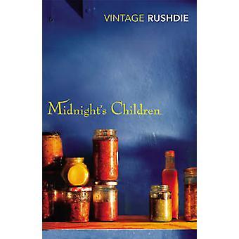 Midnight's Children by Salman Rushdie - 9780099511892 Book