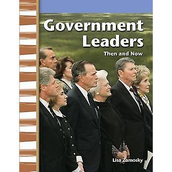 Regeringschefer - då och nu av Lisa Zamosky - 9780743993869 bok