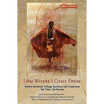 Jestem gdzie pochodzę - Native American College studenci i absolwenci