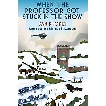 When the Professor Got Stuck in the Snow by Dan Rhodes - 978191070901