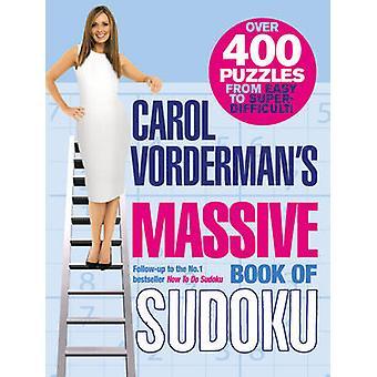 Carol Vorderman massiivinen Varaa Sudoku Carol Vorderman - 9780091
