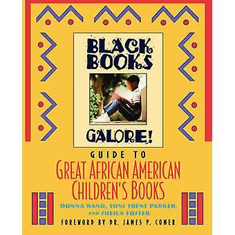 Musta kirjat Galore's opas suuri afroamerikkalainen lastenkirjoja