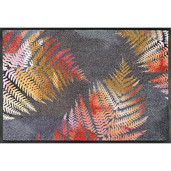 tvätt + torr matta Erbario tvättbara smuts matta
