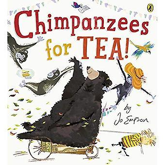 Simpanssit teetä!