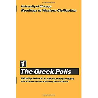 Università di Chicago letture nella civiltà occidentale, Volume 1: la Polis greca
