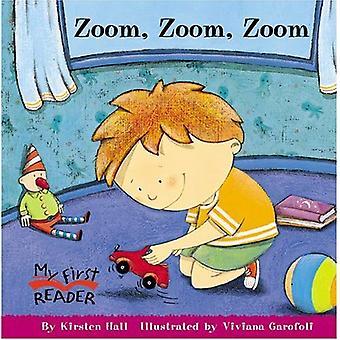 Zooma, zooma, zooma (min första läsare)