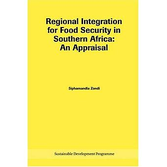 Regional Integration for Food Security in Southern Africa (Africa Institute Research Paper)