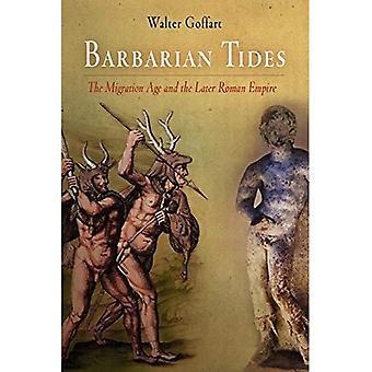 Marés de bárbaro: A idade de migração e o Império Romano
