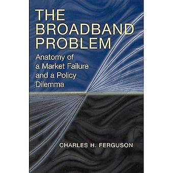Bredband problemet: Anatomi av ett marknadsmisslyckande och en politik Dilemma
