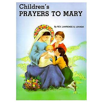 Enfants & s prières à Marie