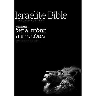 Israelitiska Bibeln: Restaurerade KJV med Apokryferna