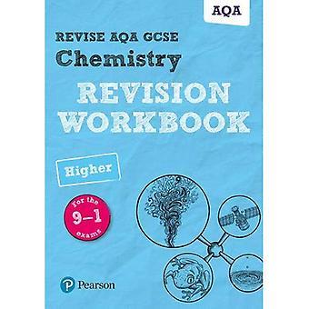 AQA GCSE Chemie höhere Revision Arbeitsmappe überarbeiten: für die 9-1-Prüfungen - überarbeiten AQA GCSE Wissenschaft 16